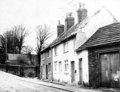 Cottages, Priory Road � C Slinn