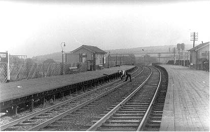 Ecclesfield Station - Midland Railway